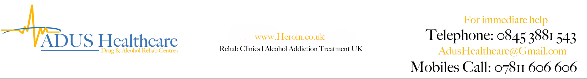 Heroin Addiction London